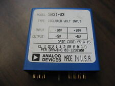 Analog Devices 5B31-03 Isolated Volt Input Module