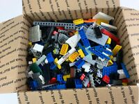 4 Lbs Box of Random Mixed Lego Parts Bricks Pieces Authentic Ships Fast