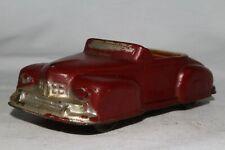 Auburn Rubber 1946 Lincoln Convertible, Red, Original
