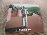 "RARE! CD DIGIPACK ""HOLLYWOOD"" Johnny HALLYDAY / 10 titres - 2000"