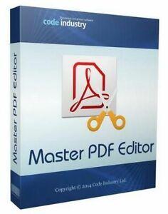 MASTER PDF EDITOR V5.7 LATEST VERSION✅ PRE ACTIVETED ✅🔰⚡ FAST DELIVERY⚡🔰
