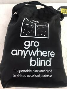 Gro Company Gro Anywhere Blind Blackout Bagged With Damaged Popper Y124