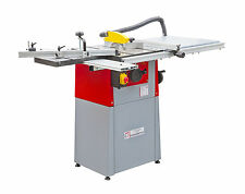 Holzmann Tischkreissäge TS200 Tischverbreiterung + Schiebeschlitten