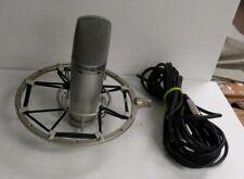 SUPERLUX CM-H8B Large Diaphragm True Condenser Microphone