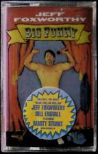 Jeff Foxworthy:  Big Funny (Cassette, Dreamworks, 2000) NEW
