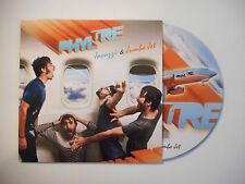 """PHYLTRE : JACUZZI & JUMBO JET """"DE PANAME A PANAMA"""" ♦ CD SINGLE PORT GRATUIT ♦"""