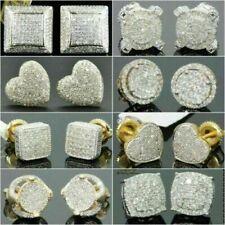 Rhinestone Stone Costume Earrings