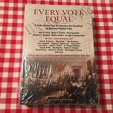Every Vote Equal:A State Based Plan for Electing The President, 2013 4th ED:NEW!