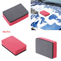 MagicClay Pad Sponge Block Car Cleaner Clay RubBlock Wax Vehicle Cleaning Brush~