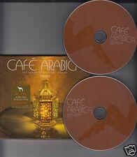 CAFE ARABICA Cream of Arabient Cuisine 2-DISC CD BOX SET Café Lounge Music