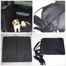 Black Nylon Auto SUV Rear Trunk Pet Dog Protector Mat Cradle Basket For Off-Road