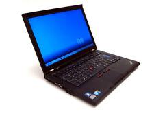 Lenovo ThinkPad T410 i5 2.40GHz 4GB 320GB HDD HD 1440x900 BT Windows 10 Pro
