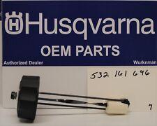 OEM Husqvarna 532161696  Mower Gas Fuel Cap Gauge  161696 532155971 also Poulan