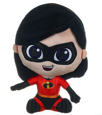 "NEW OFFICIAL 10"" THE INCREDIBLES VIOLET PARR SOFT PLUSH TOY"