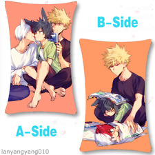 Anime My Hero Academia Online Bedding Dakimakura Pillow Case Gift 35*55cm #CV68