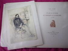 ENVOI AUTOGRAPHE / UN AMI DE STANDHAL / LE CRITIQUE E.D FORGUES 1813-1883