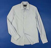 Massimo dutti asia fit camicia shirts uomo usato L 42 used quadri scacchi T5711