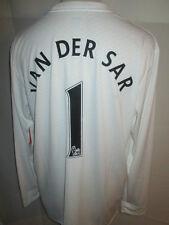 Manchester United 2009-2010 Goalkeeper Van Der Sar Football Shirt XL /34481