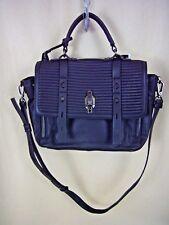 Via Spiga SASHA Quilted Black Leather NWT Medium Shoulder Crossbody Bag