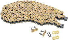 REGINA O RING GOLD   rt2 525 X 116 LINK DRIVE CHAIN BEST MONEY CAN BUY