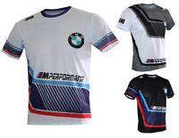 BMW T-shirt M-Power DTM Paddock Maglietta Gift Camiseta Outdoor Travel Sport M3