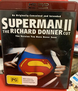 Superman 2 Hd Dvd
