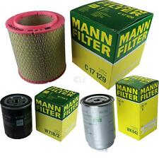 MANN-FILTER PAKET Fiat Ducato Bus 230 1.9 D Combinato Panorama 280 TD 290