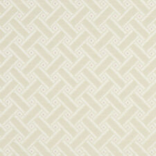 D133 Gold Pink And White Lattice Brocade Upholstery Fabric By The Yard