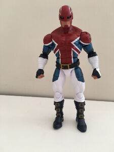 Marvel Legends 6in Captain Britain Abomination BAF Hasbro Captain America 2016