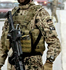 KANDAHAR WHACKER© NATO ISAF JSOC BUNDESWEHR KSK νeΙ©®⚙💀SSI: Subdued German Flag