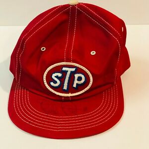 RICHARD PETTY Hand Signed Autographed STP Hat JSA