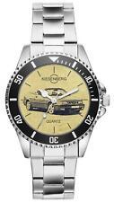 Für Saab 9-3 Cabrio Fan Armbanduhr 4791
