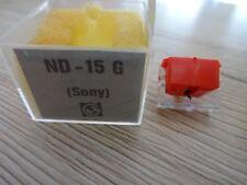 Inutilizzato imitazione Per Sony ago nd-15g IN SCATOLA ORIGINALE 12 mesi di garanzia *