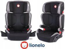 Car seat Lionelo Hugo Grey Isofix Group 2 / 3 (15-36 kg)