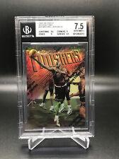 1997-98 Topps Finest Michael Jordan Finishers Refractor W/ Peel BGS 7.5 Low Pop