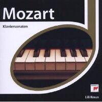 LILI KRAUS - MOZART - ESPRIT/KLAVIERSONATEN  CD NEU