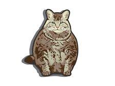 Big Cat (Bumper Sticker)