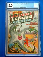 Brave and the Bold #28 - Huge DC Key - 1st Appearance of the JLA (1960)