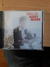 CD : BARRY BROWN-vibes of barry brown     roots reggae    (new & sealed)