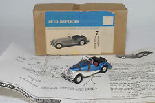 AUTO REPLICAS KIT MORGAN 7 PLUS EIGHT MET. BLUE WHITE N MINT BOXED RARE SELTEN