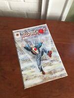 Bloodshot #6 Valiant Comic 1st Print 1993 1st Appearance Ninjak~~Key Issue