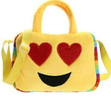 Kids Emoji Face Shoulder Bag