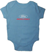 Ford Racing shirt Ford baby tee one piece Ford romper bodysuit newborn snap suit