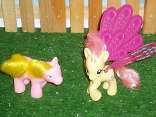 MY LITTLE PONY - LOT OF TWO - NICE USED CONDITION