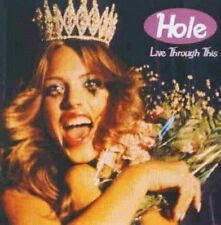 Hole Live through this (1994) [CD]