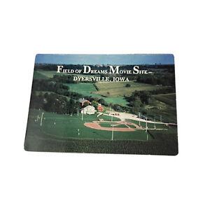 Field of Dreams Movie Site Dyersville Iowa Fridge Photo Magnet