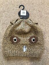 *BNWT* Primark Brown Owl Hat - RRP £3