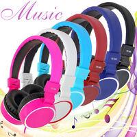 3.5mm Auriculares Estéreo con cable micrófono para Teléfono Móvil MP3 PC