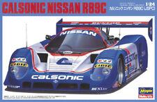 Hasegawa 20245 1/24 Scale Model Group C Car Kit Calsonic Nissan R89C JSPC '89