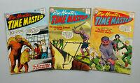 Rip Hunter Time Master Comics 15 - 17 (1963 6.5) DC Comics Run of 3 ~StoryTeller
